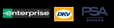 Fournisseurs partenaires de la centrale d'achats sur les véhicules, la carte essence