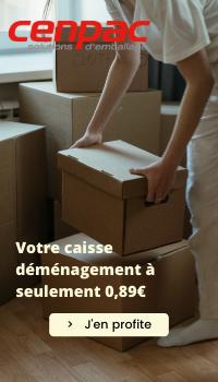 Offre négociée Centrale d'achat sur l'emballage, caisses, cartons, adhésifs, protection